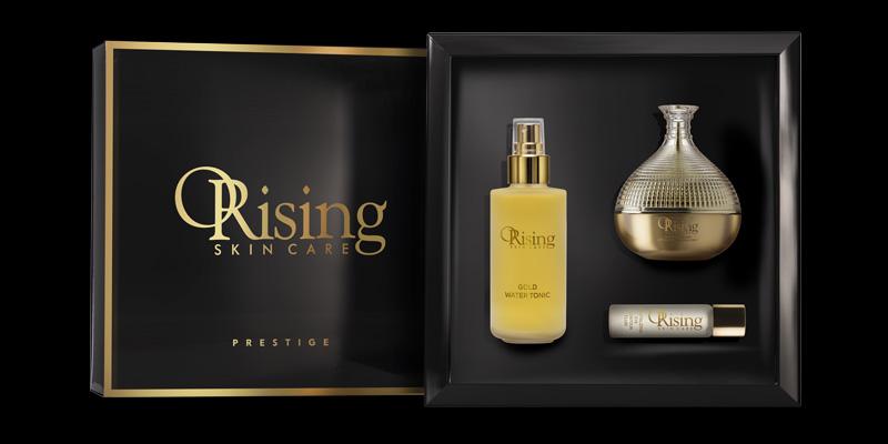 Gift box Orising : Gold box skin care